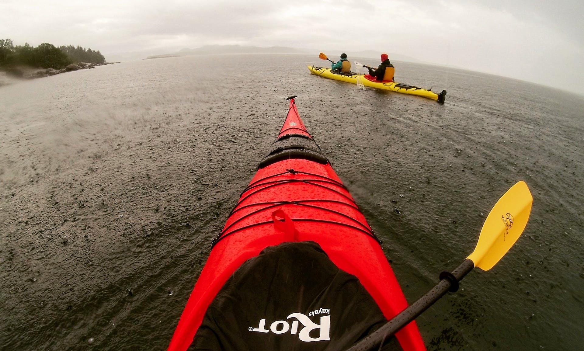 The Best Norway Kayak Rentals W Photos Getmyboat