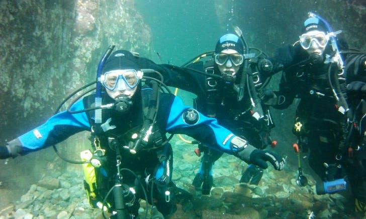 Scuba Diving Trip in Møre og Romsdal, Norway