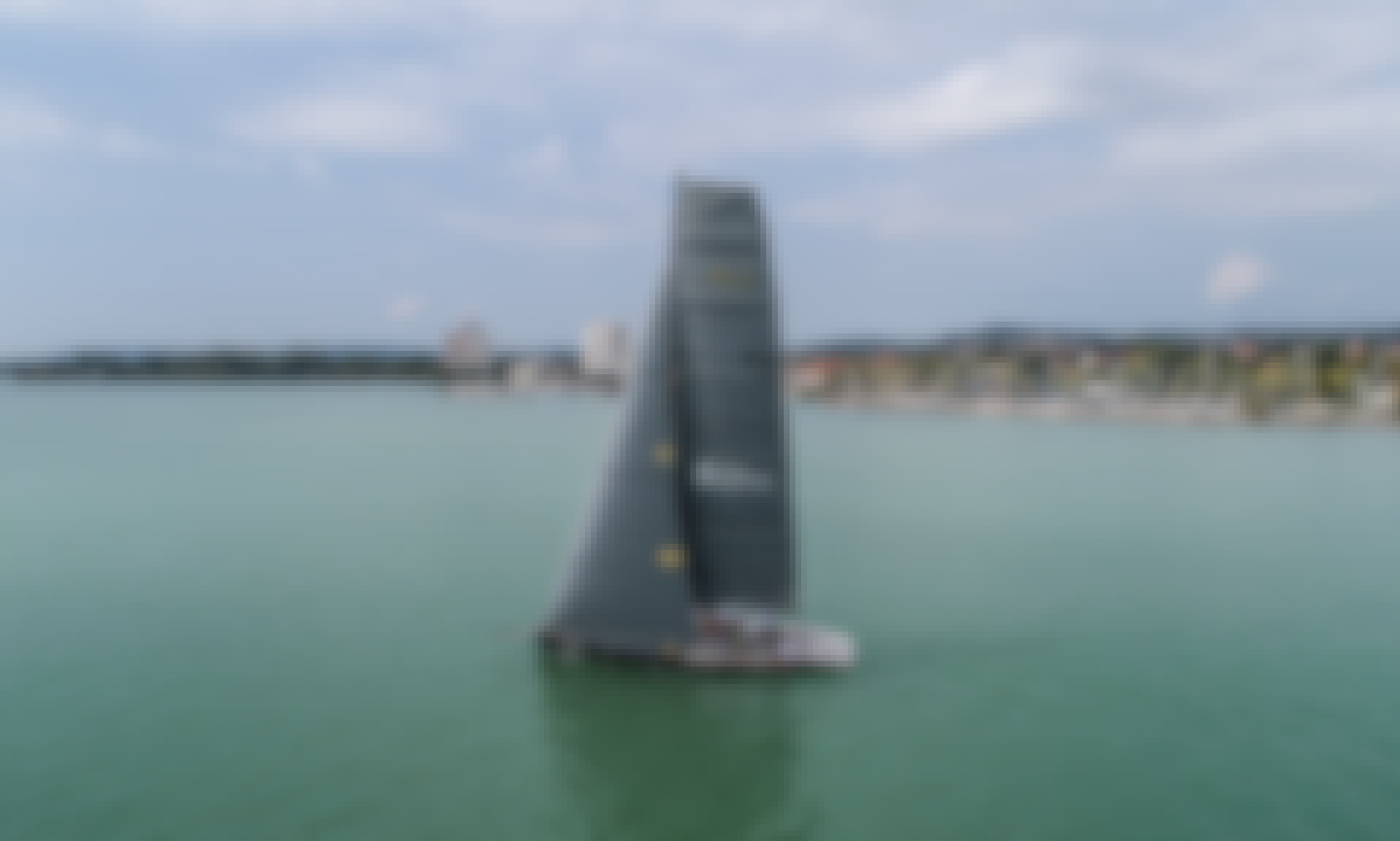 RC44 Sail Rental for 10 People in Balatonfüred, Hungary