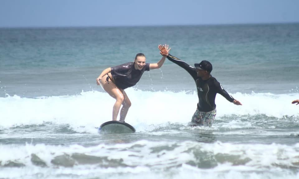 Surf Lessons with Friendly Instructor in Bali, Indonesia