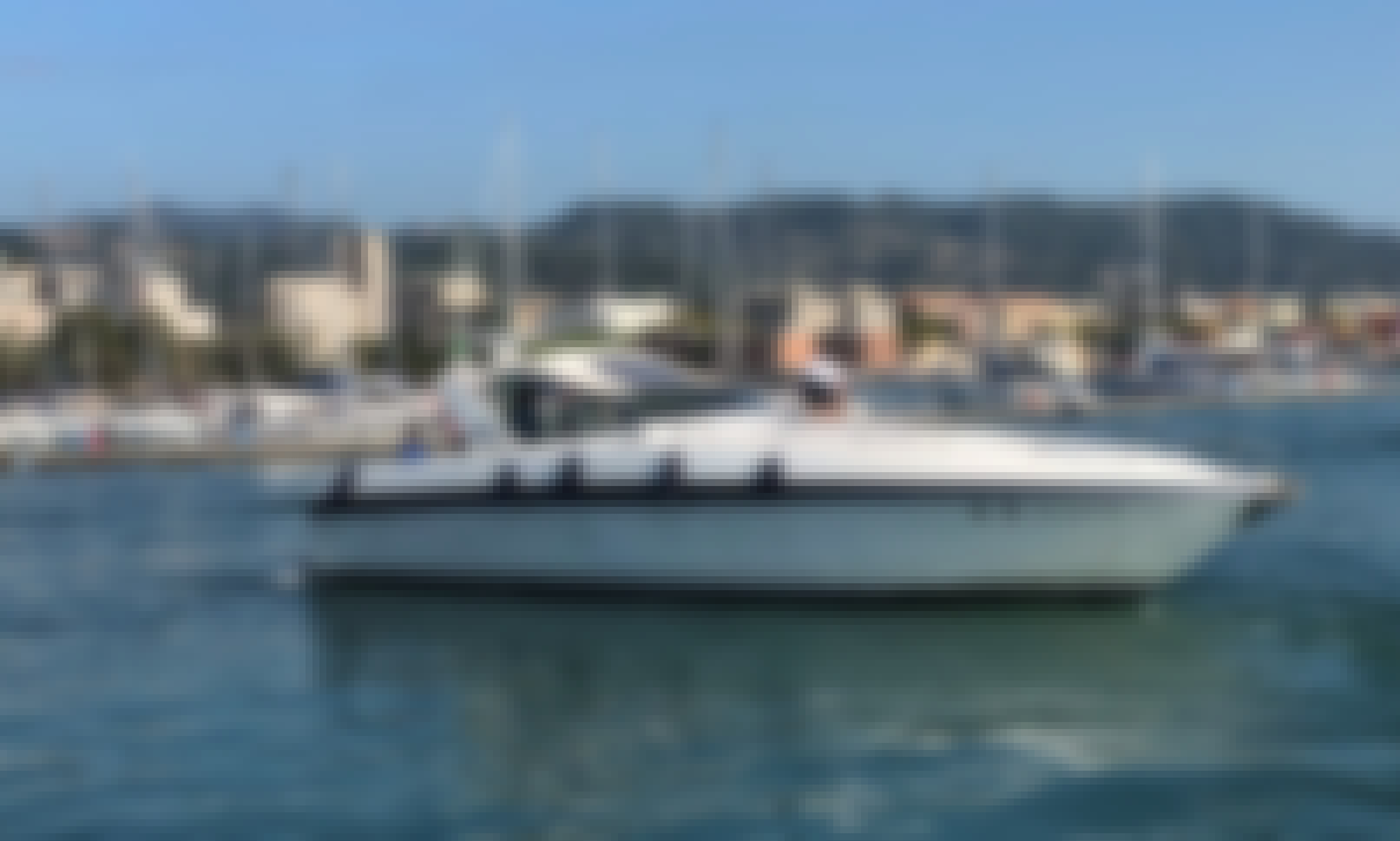 Tecnomarine T50 Motor Yacht Charter in La Spezia, Liguria
