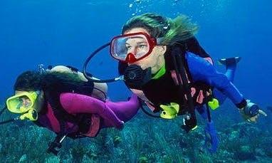 Guided Diving Adventure in Nahariyya, Israel!