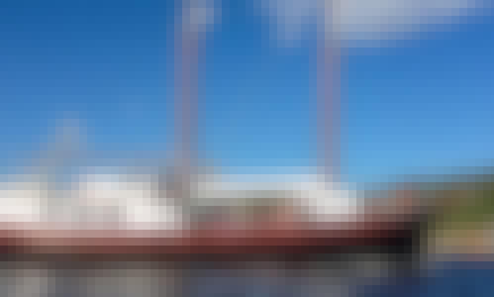 Wonderful Cruise Around The Waters Of Kristiansand, Norway On 82' Schooner
