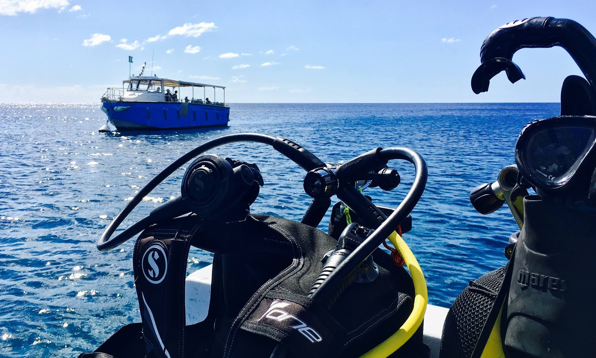 Go Diving In Basse-Terre, Guadeloupe!