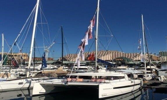 2018 Bali 4.3 Cruising Catamaran Rental In Abaco, Bahamas