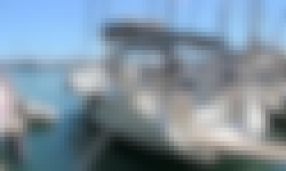 "1-Week on North Sporades Islands onboard ""Barbera"" Beneteau Cyclades 43.4"