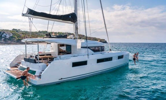 Openminded Catamaran Lagoon 50 with Watermaker and A/C - Plus in Nassau
