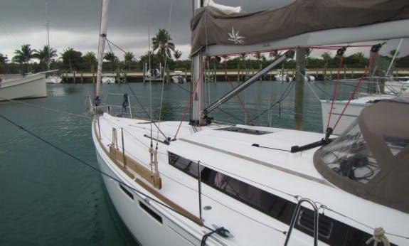 Sun Odyssey 409 Sailboat in Nassau, The Bahamas