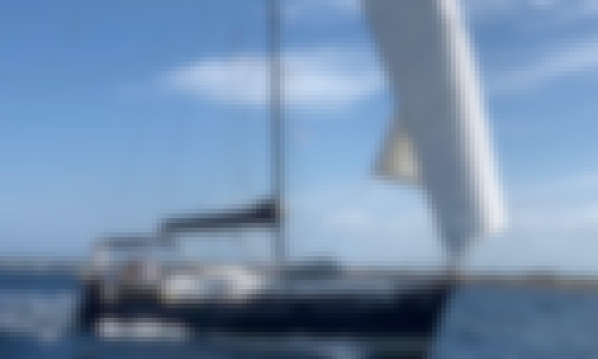 'Merak' Oceanis 411 Celebration Monohull Charter & Trips in Carloforte