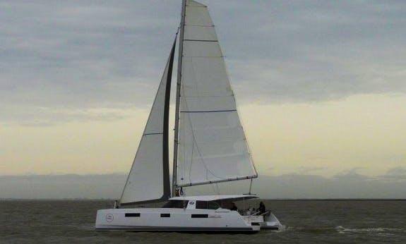 Nautitech 40 Open Cruising Catamaran Rental In Olbia, Sardegna