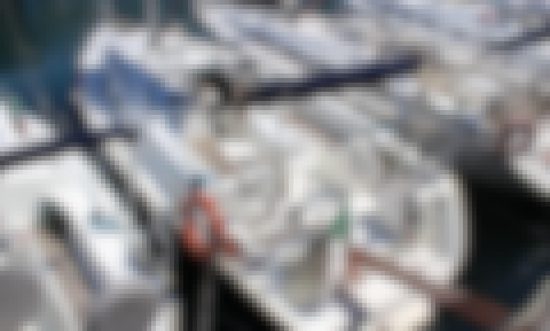 Cyclades 39.3 Sailing Yacht Charter in Genoa, Liguria