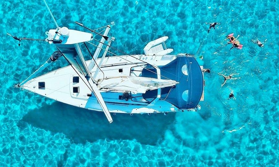 Allegra-Oceanis 48  Charter & Trips in Carloforte