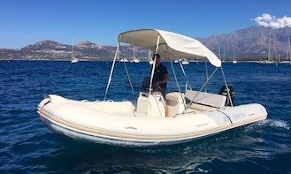 Zodiac Medline 580 Inflatable Boat in Carboneras, Spain