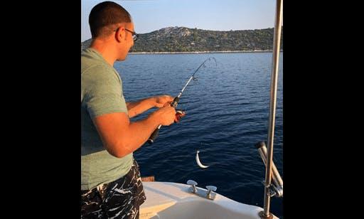 Book A Fishing Trip With Us In Žaborić, Croatia