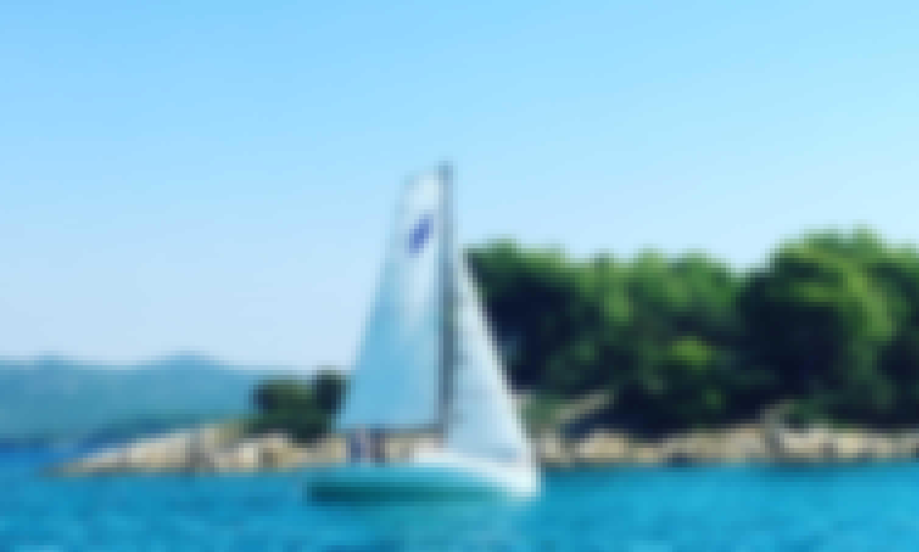 Rent Seascape18 / Beneteau First 18 Daysailer in Jezera, Croatia