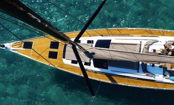Go Sailing In Olbia, Sardinia On Dufour 520 Gl Cruising Monohull