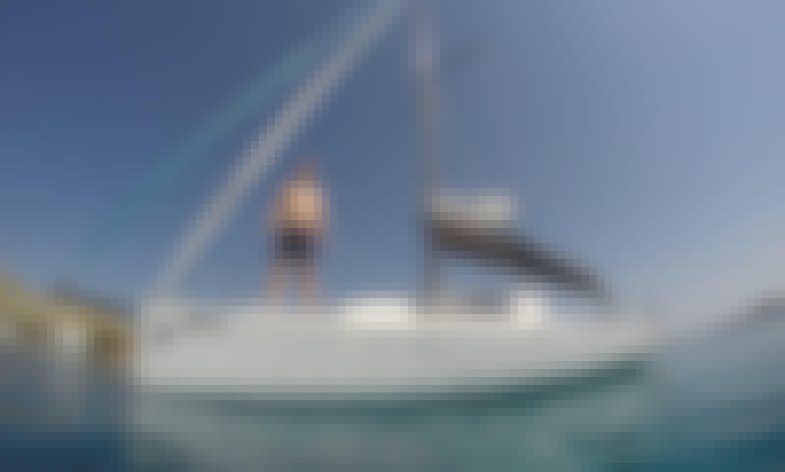 Rent Seascape24 / Beneteau First 24 Daysailer in Jezera, Croatia