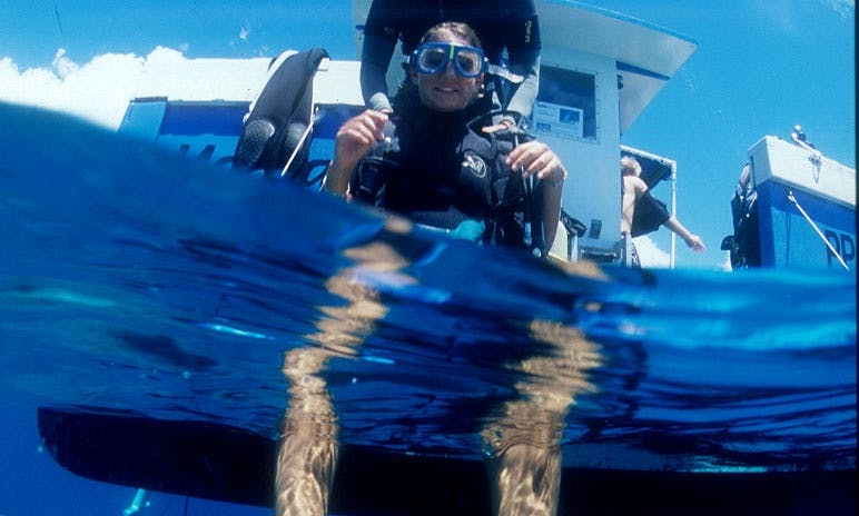 Snorkeling in the Cousteau Reserve - Guadeloupe