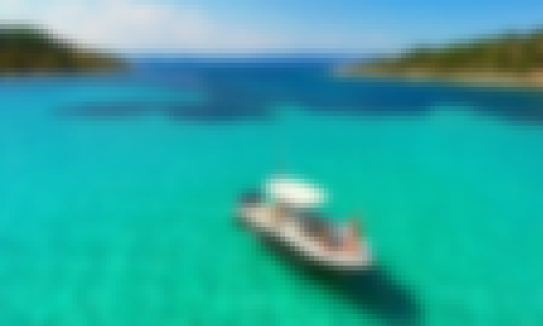 Private Cruise Speedboat for 8 in Chalkidiki, Greece