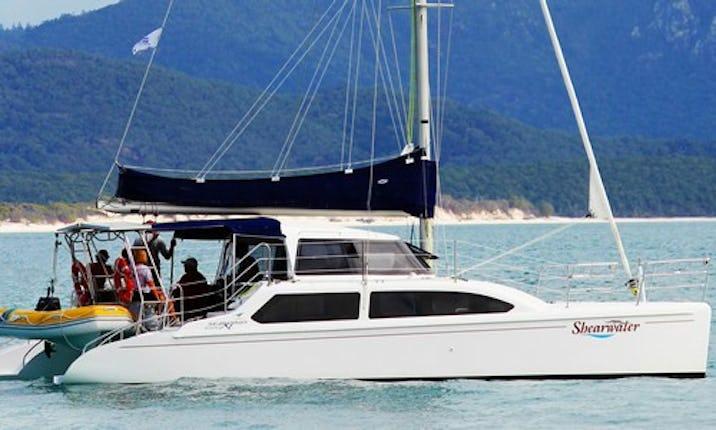 Explore Queensland, Australia On Seawind 1000xl Cruising