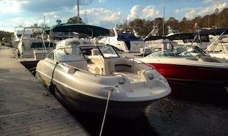 22' Stingray Deck Boat in Myrtle Beach, South Carolina