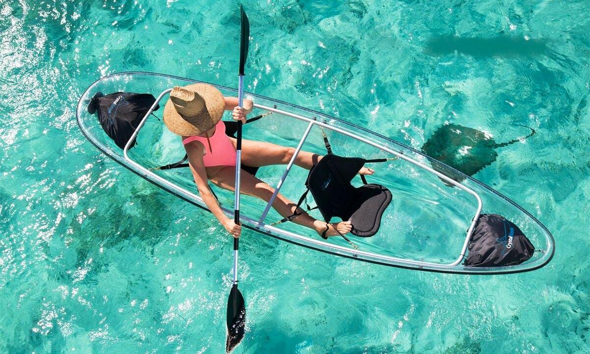Kayak in Key West