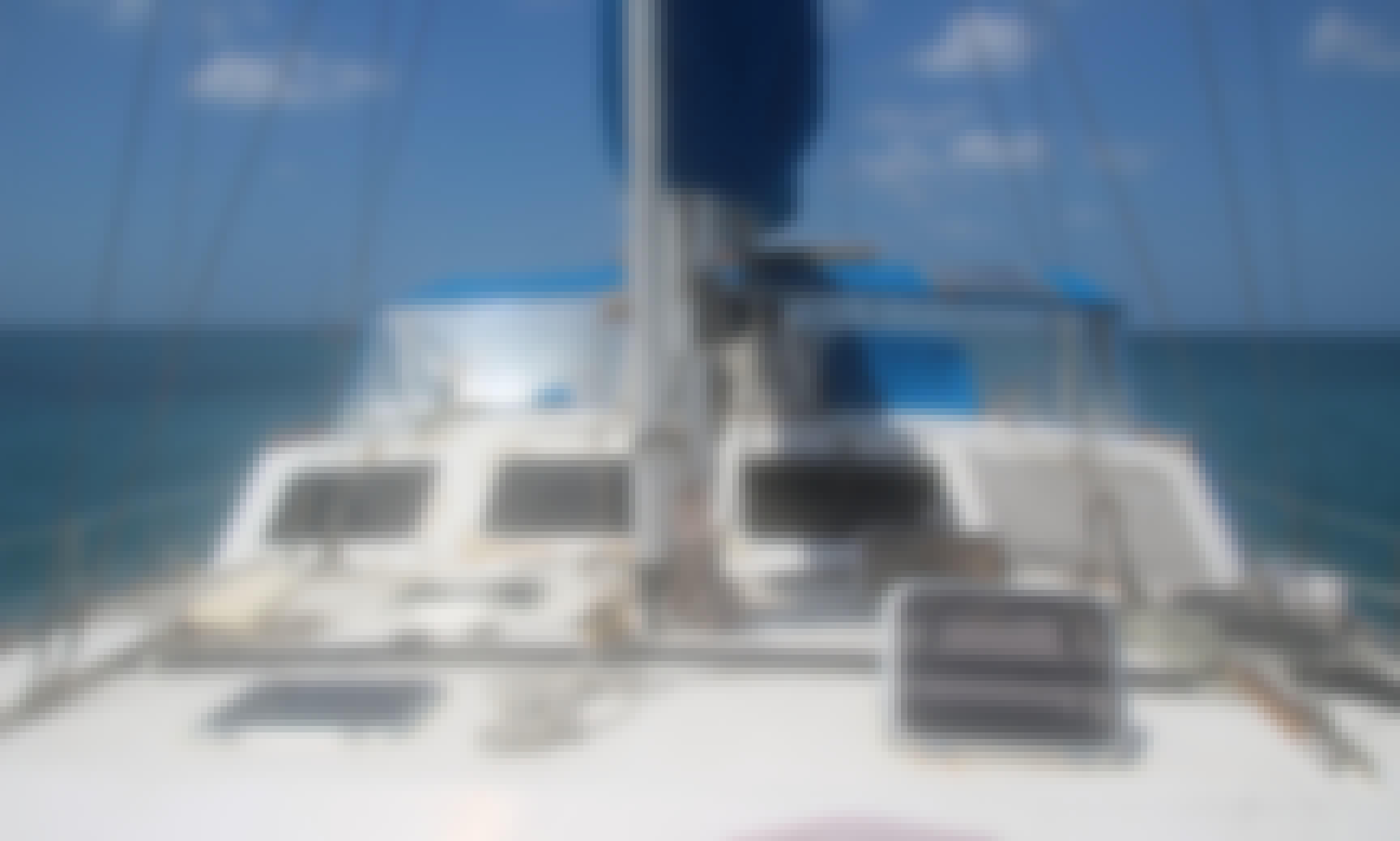 55 ft Helleman Holland Trimaran Rental in St George's, Grenada