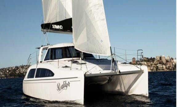 Enjoy Sailing With Your Friends And Family In Queensland, Australia In eawind 1160.3 Lite Yacht