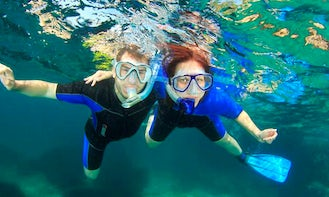 Snorkeling Tour for All Ages on the Mediterranean Sea