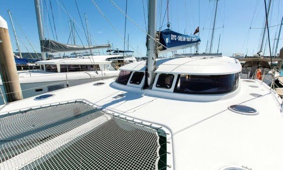 2013 Lipari 41 Cruising Catamaran Rental in Queensland, Australia