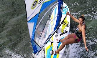 Windsurfing Lesson and Rental in İzmir, Turkey