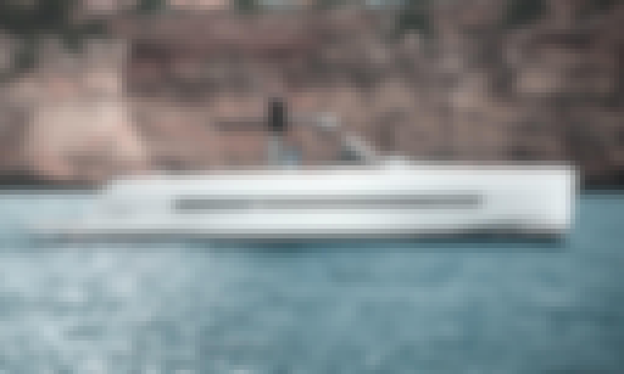 Charter Fjord 44 Open Motor Yacht from Marina Botafoch, Ibiza