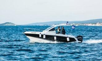 Salpa Granturismo 24 Boat Rental in Bibinje, Croatia