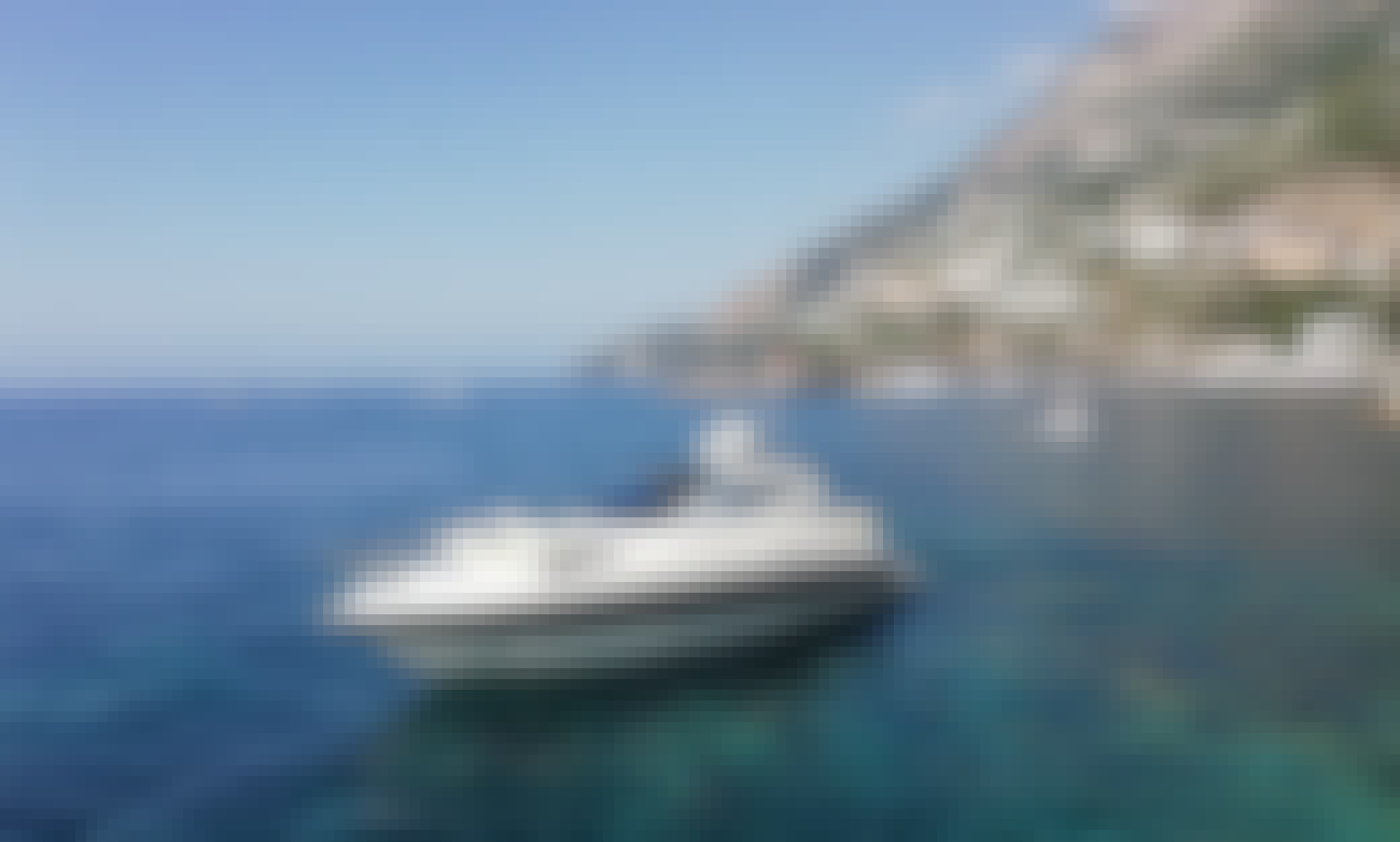 "Charter the 47ft ""Elite"" Motor Yacht In Minori, Italy"