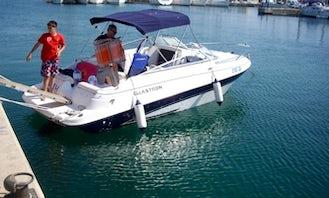 Glastron GS 219 Powerboat Rental in Bibinje, Croatia