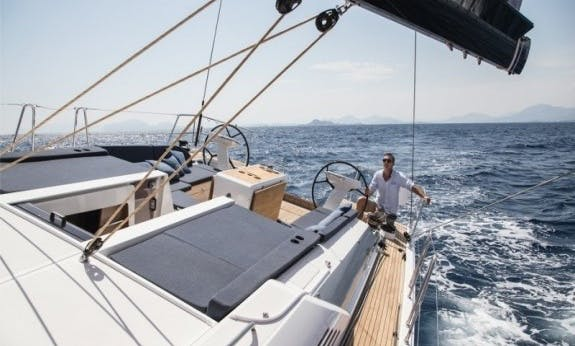 Charter The Oceanis 51.1 Sailing Yacht In Queensland, Australia