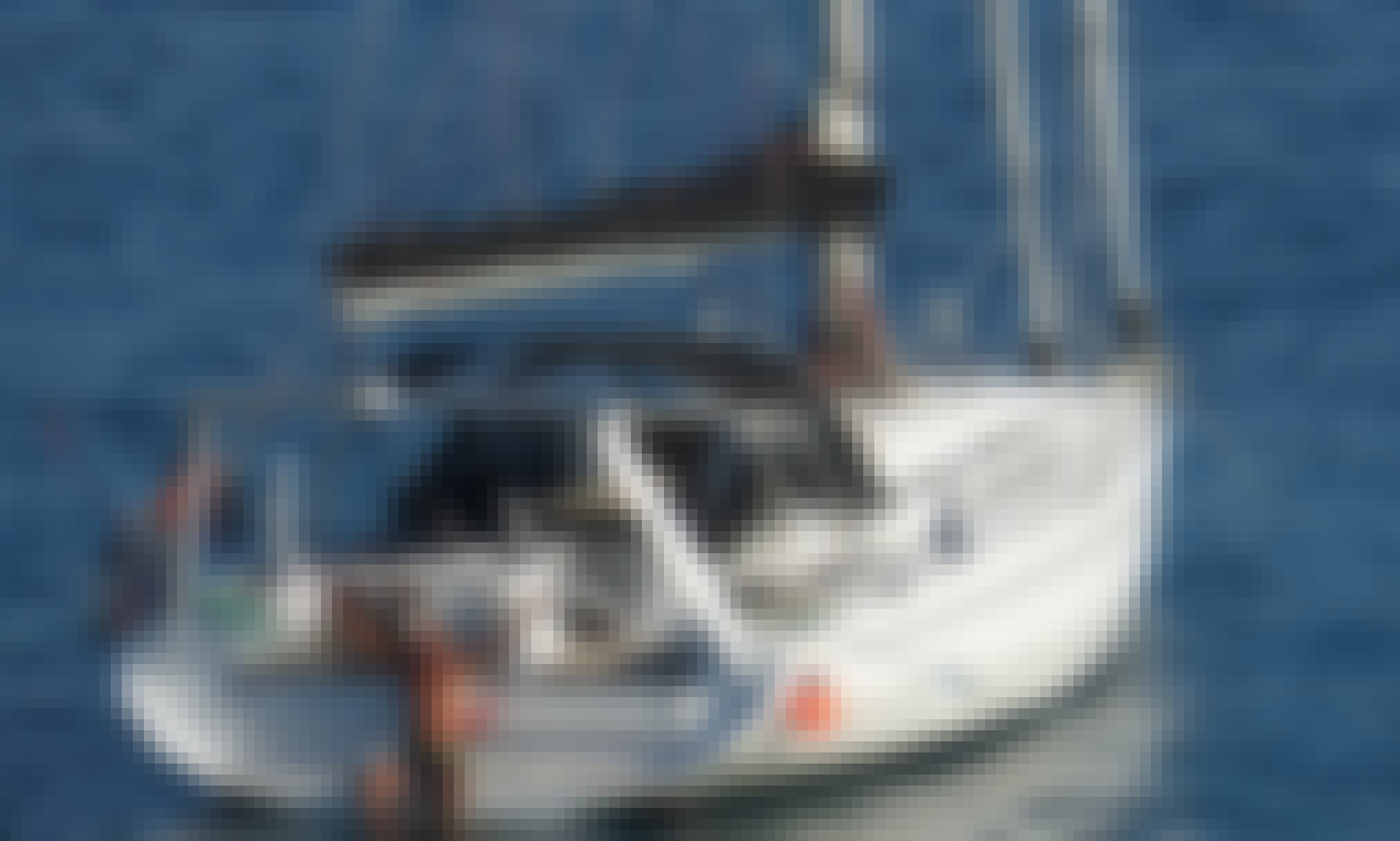 Offshore sailboat with skipper/chef and hostess rental in Paros (1 week minimum)