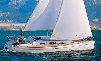 7 Days Sailing Charter On Dufour 34 Sailboat In La Trinité-sur-Mer, France