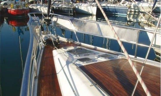 "Charter the 52' ""Sofia Star"" Ocean Star Sailing Yacht in Greece"