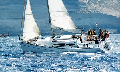 Enjoy A bareboat Charter Holiday In La Trinité-sur-Mer, France