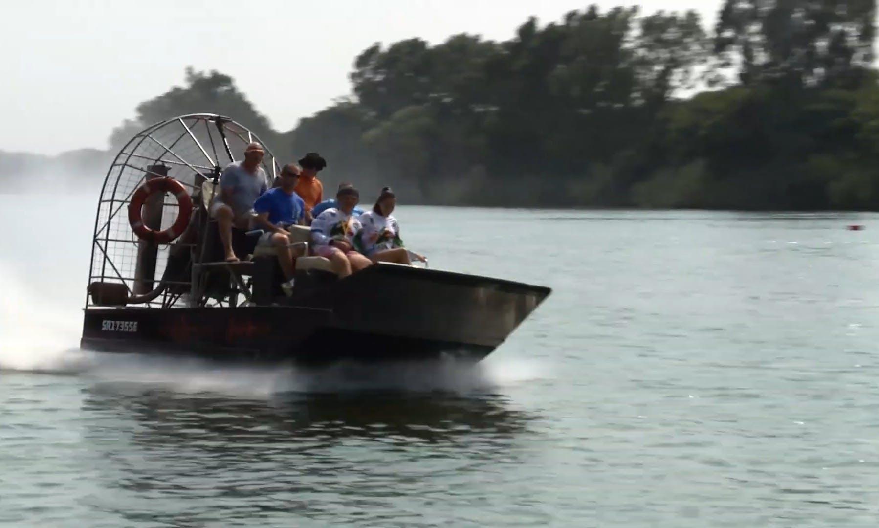 Harties Airboat Explorer