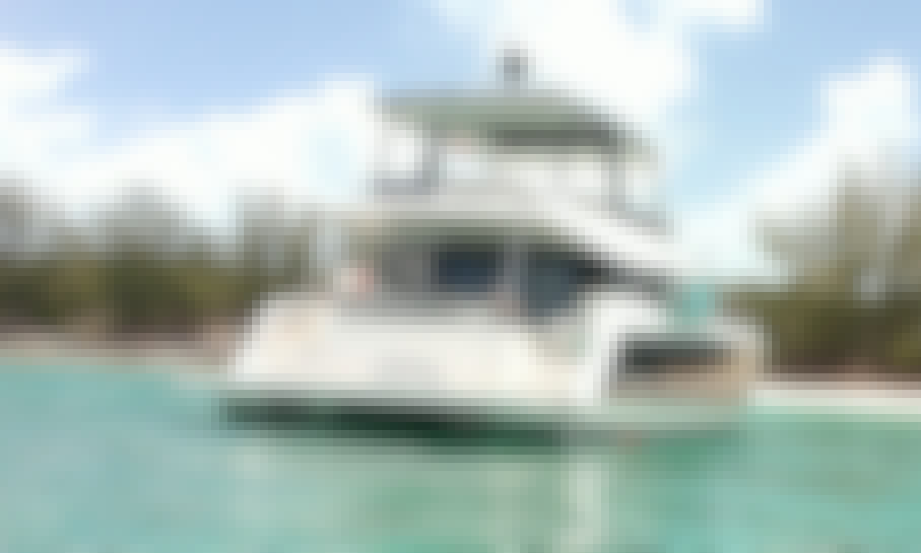 Power Catamaran Charters Bahamas and Florida keys