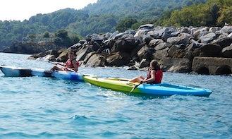 Sea Kayak Rental in Pieria, Greece
