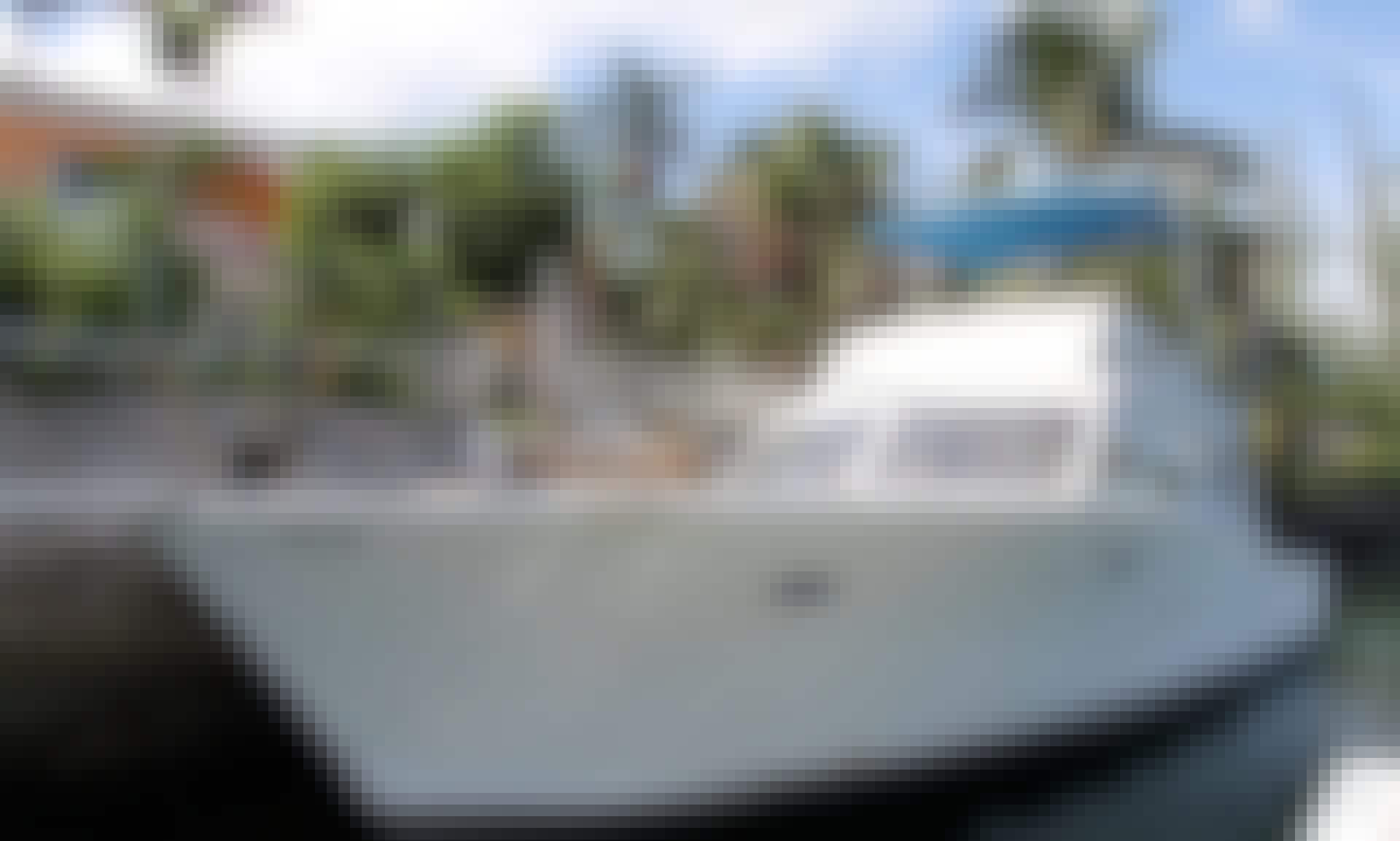 "Charter 42ft ""San Franco II"" Post Motor Yacht In Nassau, Bahamas"