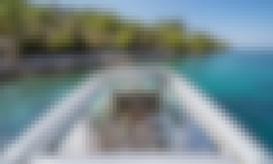 Axopar37C - Split - luxury speedboat - day and week charter