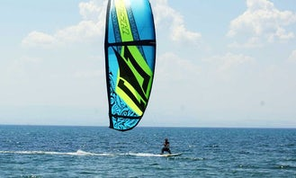Kitesurfing Lesson in Thessaloniki