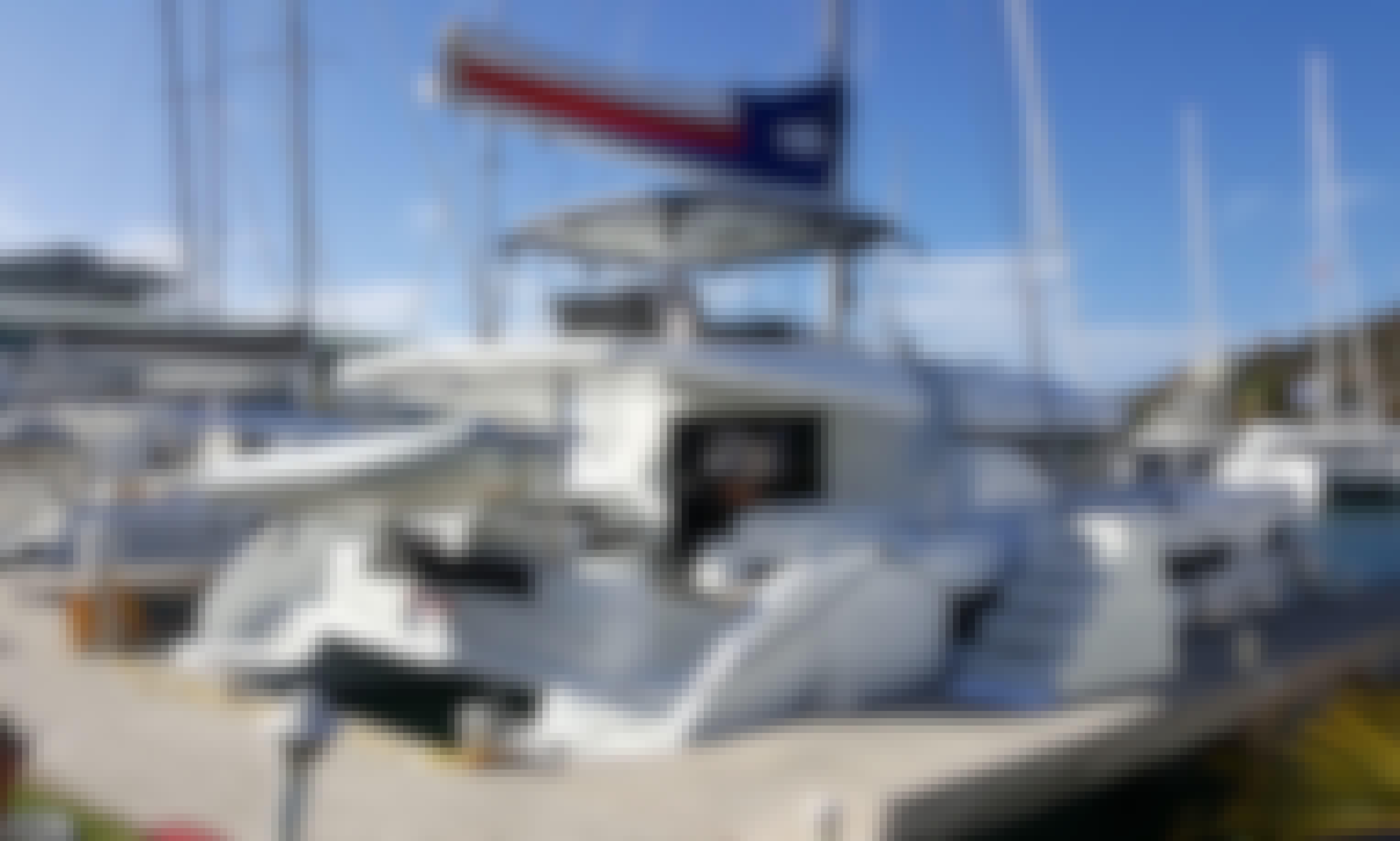 "BVI ""LONE STAR LAGOON"" - 6 CABIN 50' LAGOON w/ every luxury we've seen on a 6 cabin catamaran!"