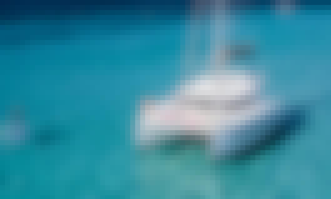 Sail IRIS Our Bali 4.1 Cruising Catamaran Rental in Lefkada