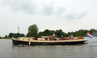 53 ft Passenger Boat for Up to 45 People in in Loosdrecht, Netherlands