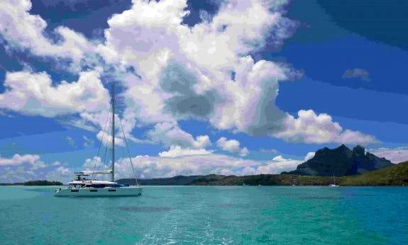 Fantastic Week Of Sailing In Raiatea, Tahiti